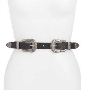 BP Double Buckle Belt